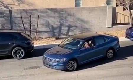 縦列駐車が絶望的に下手なまんさんの運転が怖い…