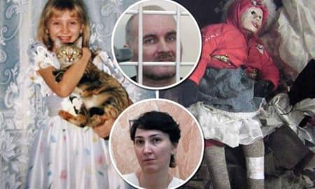 人形…?いいえ死体です。少女の死体を墓地から盗み出し防腐処理、一緒に暮らしていた男