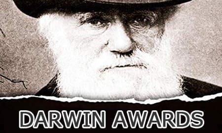 ダーウィン賞って?歴代の受賞内容がこれ