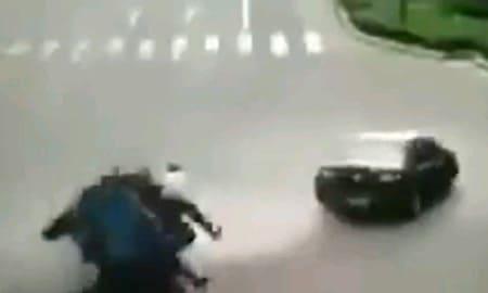 呪われたトゥクトゥク、自動運転で同じ人を2連続で轢いてしまう