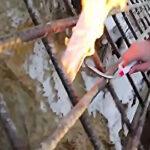 「アディオース!」DQNさん、廃鉱に火を放ち大爆発