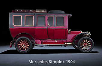 メルセデスベンツS-Classの変遷(1904~2021)、どの形が好き?